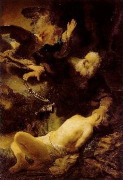 Abraham fiancée de Yahvé