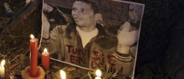 Hommage à Bouazizi